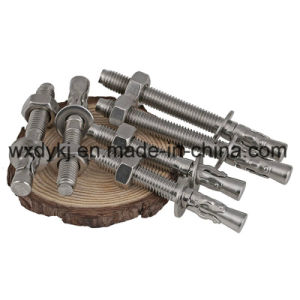 Stainless Steel 316 Chemical Anchor pictures & photos