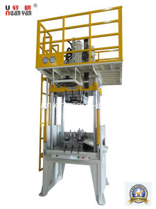 SGS Customized Hydraulic Trim Press with Cooperating