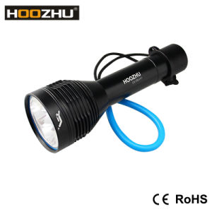 Hoozhu D30 LED Light for Dive with Max 3000lm pictures & photos