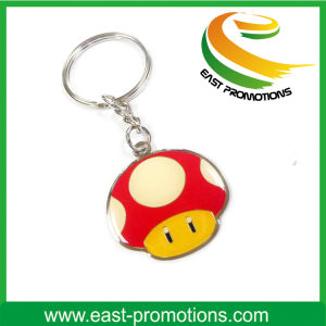 Promotional Cartoon Shape Metal Keychain pictures & photos