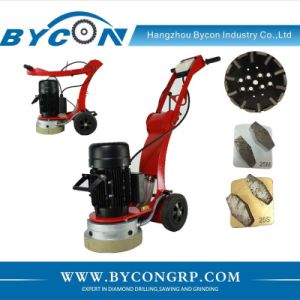 industrial concrete grinder with vacuum cleaner DFG-250 pictures & photos