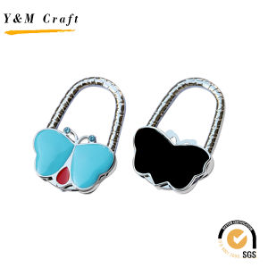 Fashion Lady Makeup Gift Accessories Metal Handbag Hanger pictures & photos
