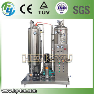 High Speed Carbonated Soda Drinks Mixer Making Machinery pictures & photos