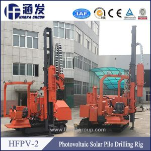 Hfpv-2 Hydraulic Used Rotary Pile Driver Drilling Rig pictures & photos