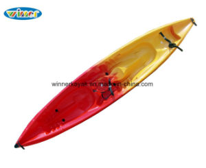 Cheap Rotomolding Plastic Kayak Canoe for Sell pictures & photos