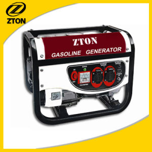 850W 154f Gasoline Engine 24V DC Generator pictures & photos