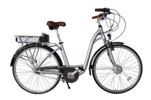 Beautiful City Road Electric Bike Lady E Bicycle Elegant Design E-Bike Shimano Brand Parts pictures & photos