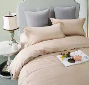 Shanghai Manufacturers High Quality 100% Cotton White Cheap Duvet Cover pictures & photos