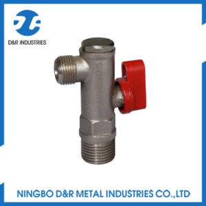 Dr5019 Angle Ball Valve Mini pictures & photos