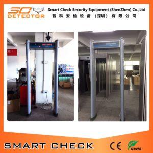 6 Zone Security Scanner Metal Detector Door pictures & photos