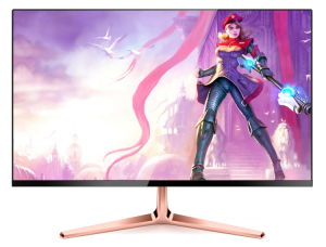 """Ultra Slim 0.5cm Thickness Frame New Design 23.6""""HD LED Monitor pictures & photos"""