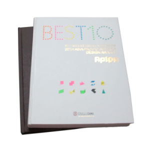Hardcover Colorful Custom Photo Book with Hot Stamping pictures & photos