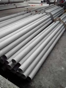 TP304 316 316L Seamless Stainless Pipe for Gas pictures & photos