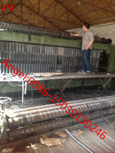 Full Automatic Metal Gabion Mesh Machine for Making Gabion Box pictures & photos