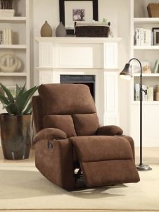 Leisure Comforatable Recliner Sofa for Living Room Furniture (TG-198) pictures & photos