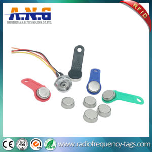 Ds 1990A-F5 Ibutton Key for Access Control pictures & photos