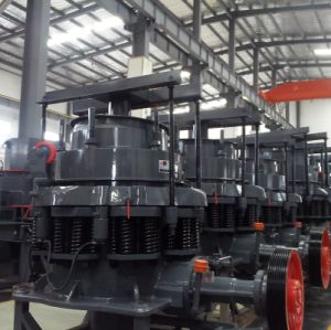 Spring Stone Cone Crusher, Gold Ore Mining Machine Crusher pictures & photos