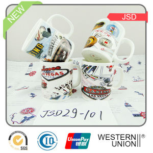 Promotional Ceramic Glazed Mug pictures & photos