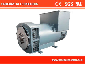 Single Bearing Round Shape Electrical Alternators Matching Diesel Engine for Power Supply pictures & photos
