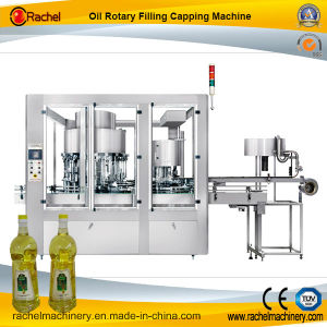 Automatic Garlic Oil Filling Capping Machine pictures & photos