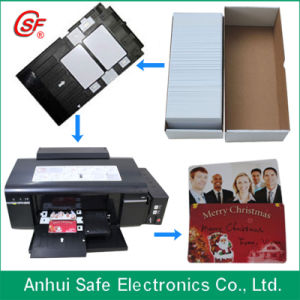 Inkjet Printable PVC Card with Good Quality pictures & photos