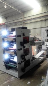 Flexo Printing Machine 120m/Min High Speed pictures & photos