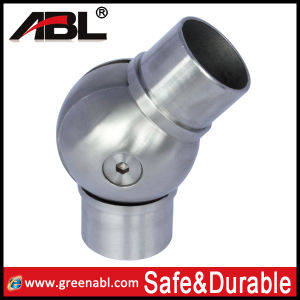 Ablinox Stainless Steel Adjustable Handrail Tube Elbow Cc62 pictures & photos