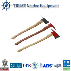 Marine Emergency Wooden Head Fire Axe for Sale pictures & photos