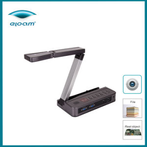 Digital Office Portable HD Visual Presenter Visualizer pictures & photos