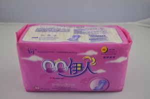 Ultra Thin Super Absorbent Sanitary Pads (E602) pictures & photos