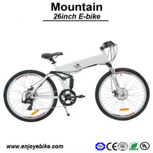 26inch MTB Sport Electric Bikes with Internal Battery Electric Bicycle (PE-TDE06Z-3)
