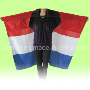 Sports Football Satin Cape Flag pictures & photos