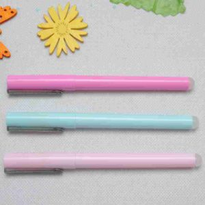 Plastic Thermo Erasable Gel Pen