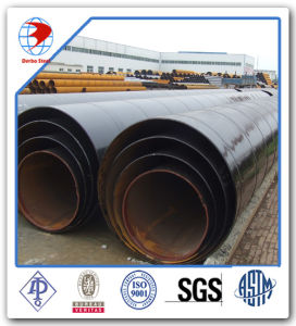 SSAW API 5L Gr. B Welded Steel Pipe pictures & photos