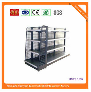 Metal Supermarket Shelf for Central African Store Retail Fixture pictures & photos
