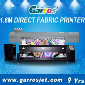 Garros High Resolution 1440dpi Ajet 1601 Digital Direct Textile Printer with Dx5 Print Head pictures & photos