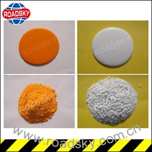 Yellow White Thermoplastic Reflective Road Traffic Line Marking Paint pictures & photos