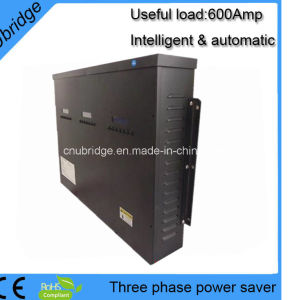 600 Amp Three Phase Full Automatic Power Saver (UBT3600A) pictures & photos