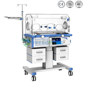 Ysbb-300 Medical Mobile Hospital Premature Neonatal Incubators pictures & photos
