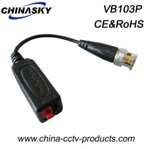 1CH CCTV Passive Video Connector with CE&RoHS (VB103P) pictures & photos