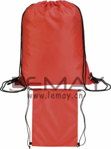Promotional Cheap Custom Imprintable Sports Draw String Bag pictures & photos
