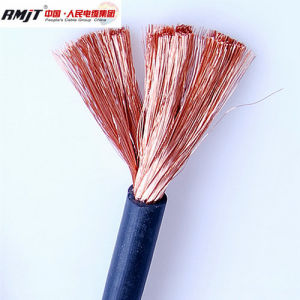 High Quality 50mm2 Flexible Copper Welding Cable pictures & photos
