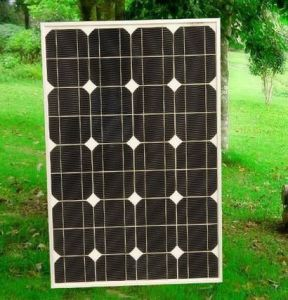 60W Mono Solar Panel, Professional Manufacturer From China, TUV Certificate! pictures & photos