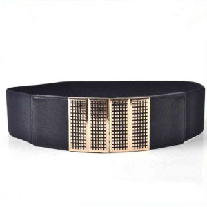 New Design Wide Elastic Garment Decoration Woman Belt pictures & photos