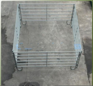 5foot*10foot Horse Corral Panel/Horse Stall Panel/Cattle Yard Panel pictures & photos