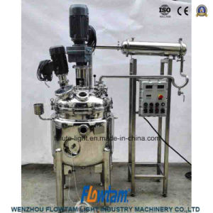 Stainless Steel Glue Mixing Machine Reaction Kettle pictures & photos