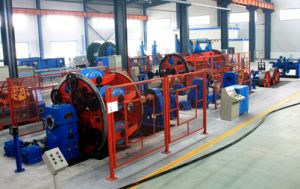 Planetary Laying-up Machine, Wire Making Machine pictures & photos