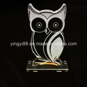 Newest Design Acrylic Award Trophy Shenzhen Factory pictures & photos
