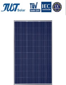 Popular Goods 260W Poly Solar Panels with 25years Warranty pictures & photos
