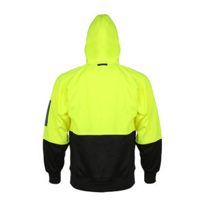 High Visibility Winter Work Safey Jacket pictures & photos